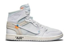 Tênis Nike Air Jordan X OFF WHITE Branco (Masculino)