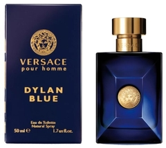 Perfume Versace Dylan Blue Pour Homme Masculino EDT 100ml