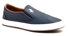 Slip On Polo Way Azul Marinho (Masculino)