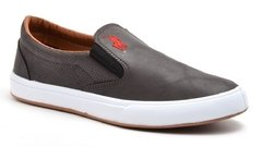Slip On Polo Way Marrom (Masculino)