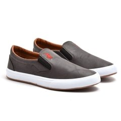 Slip On Polo Way Marrom (Masculino) - comprar online