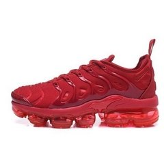 Tênis Nike Air VaporMax Flyknit Plus Triple Red (Masculino) na internet