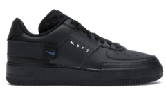 Tênis Nike Air Force AF-1 Type Preto (Masculino)