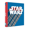 CARPETA 3x40 STAR WARS CELESTE