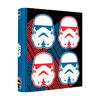 CARPETA 3x40 STAR WARS STORMTROOPER