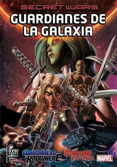 LIBRO: GUARDIANES DE LA GALAXIA VOL. 6