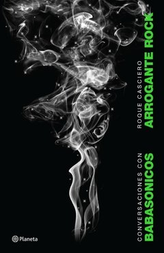 LIBRO: BABASONICOS, ARROGANTE ROCK