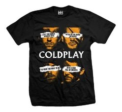 REMERA COLDPLAY HEAD FULL OF DREAMS