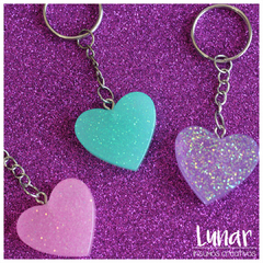 Llavero - CORAZON - Wish By G. - comprar online