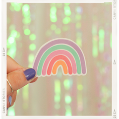 Sticker ARCOIRIS - @Somosporfa