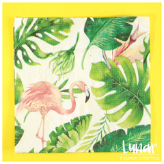 Servilleta para decoupage - mod. tropical 3