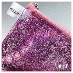 ESTUCHE A4 - GLITTER - WISH by Guillermina en internet