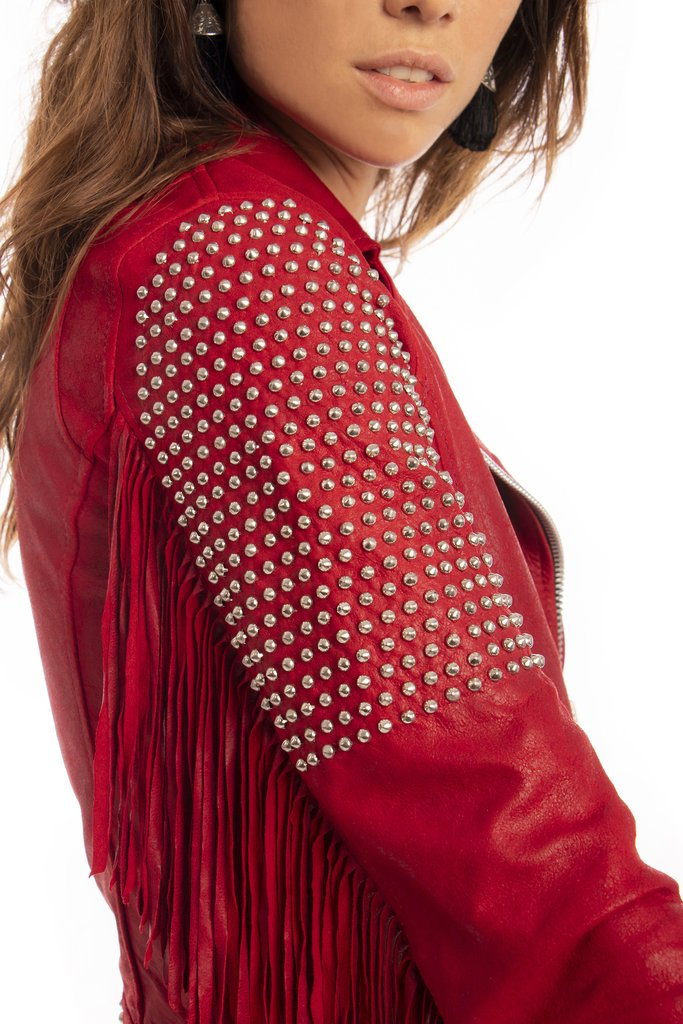 Chaqueta Red Attraction