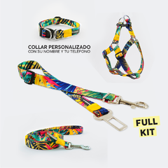 "FULL KIT ""Flowers"" - comprar online"