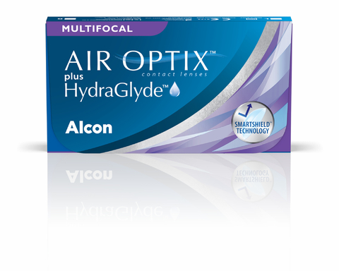 AIR OPTIX PLUS MULTIFOCAL