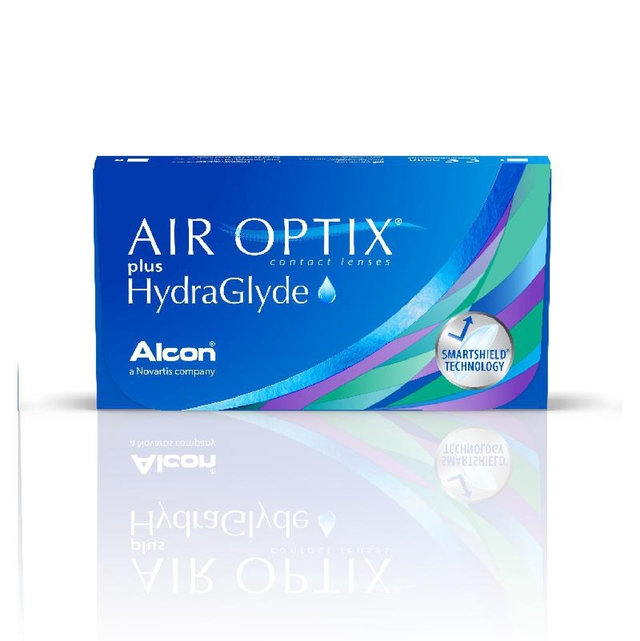 AIR OPTIX PLUS HYDRAGLYDE - comprar online