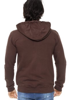 CAMPERA CALIFORNIA MARRON - comprar online