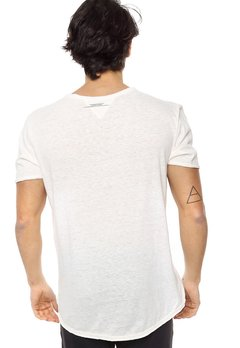 REMERA TULUM FLAME OFF WHITE - comprar online