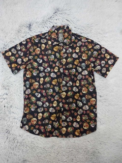 Camisa Skull Colors - CAM02