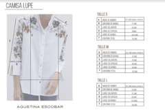 CAMISA LUPE