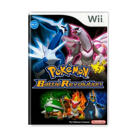 Pokémon Battle Revolution - Wii