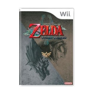 Zelda Twilight Princess - Wii