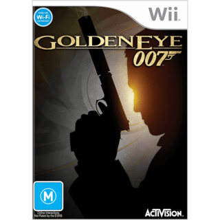 Golden Eye 007 - Wii