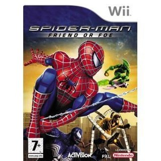 Spider-Man Friend or Foe - Wii