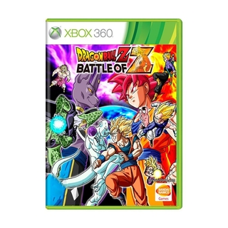 Dragon Ball Z the Battle of Z - Xbox 360