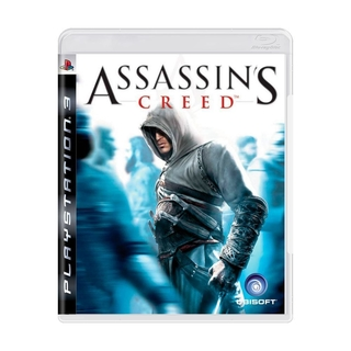 Assassins Creed 1 (sem capinha) - Ps3