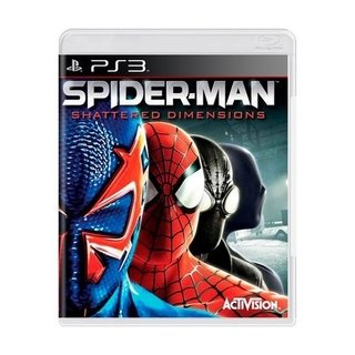 Spider-man Shattered Dimensions - Ps3