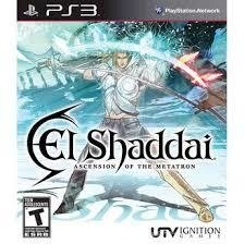 El Shaddai Ascesion of the Metatron  - Ps3