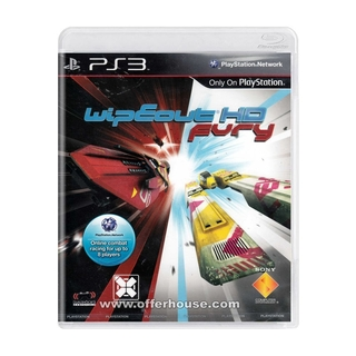 WipEout HD Fury - Ps3