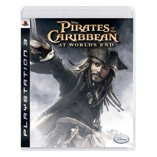 Pirates of the Caribbean At Worlds End - Ps3