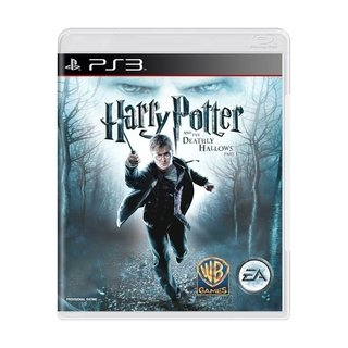 Harry Potter the Deathly Hallows Part 1 - Ps3