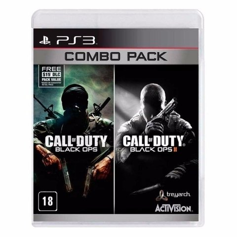 Call of Duty Combo Pack - Ps3