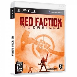 Red Faction Guerrilla - Ps3