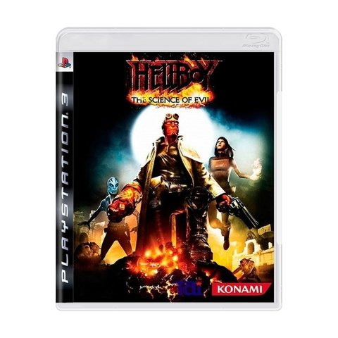 Hellboy the Science of Evil - Ps3