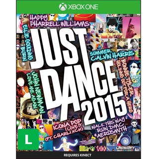Just Dance 2015 (sem capinha) - Xbox One