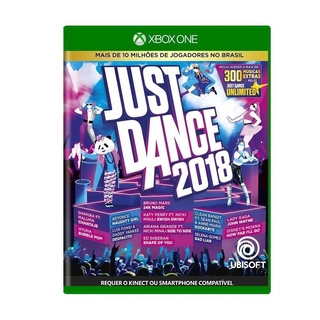 Just Dance 2018 (sem capinha) - Xbox One