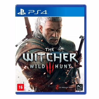 The Witcher 3 III - Ps4