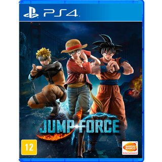 Jump Force - Ps4