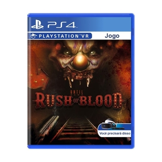 Rush of Blood - Ps4