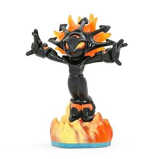 Smolderdash Lightcore - Skylanders Swap Force