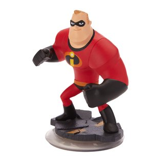 Mr. Incredible (Os Incríveis) - Disney Infinity 1.0