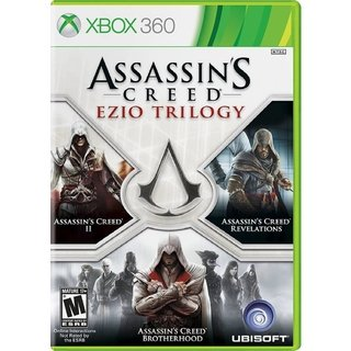 Assassins Creed: Ezio Trilogy - Xbox 360