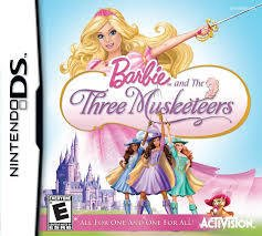 Barbie and the Three Musketeers - Ds