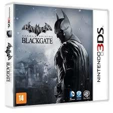 Batman Blackgate - 3ds
