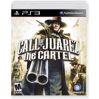 Call Of Juarez The Cartel - Ps3