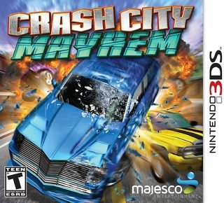 Crash City Mayhem - 3ds